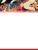 Amazing Discoveries Nightly Flyer (100 Pack)