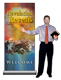 Portable Retractable Banner