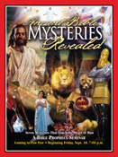 Ancient Bible Mysteries Revealed Custom Handbill