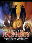 Explore Prophecy Custom Handbill
