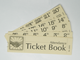 Ticket Books (50 Pack)