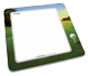 Golf Memo Mouse Pads