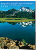 Nature Pocket Folder Lake (set of 5)