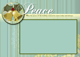 Photo Cards-Peace
