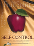 Fruit of the Spirit Bullein Cover-Self-Control