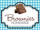 Gingham Quart Labels-Brownie