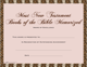 Award Certificates - New Testament Books Recited (10 Pack)