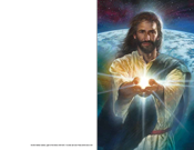 Light of the World Bulletin Covers (100 Pack)
