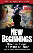 New Beginnings Handbill (500 Pack)