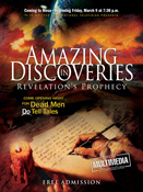 Amazing Discoveries Custom Handbill