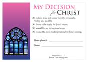 Decision Cards